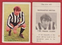 Newcastle United Frank Clark